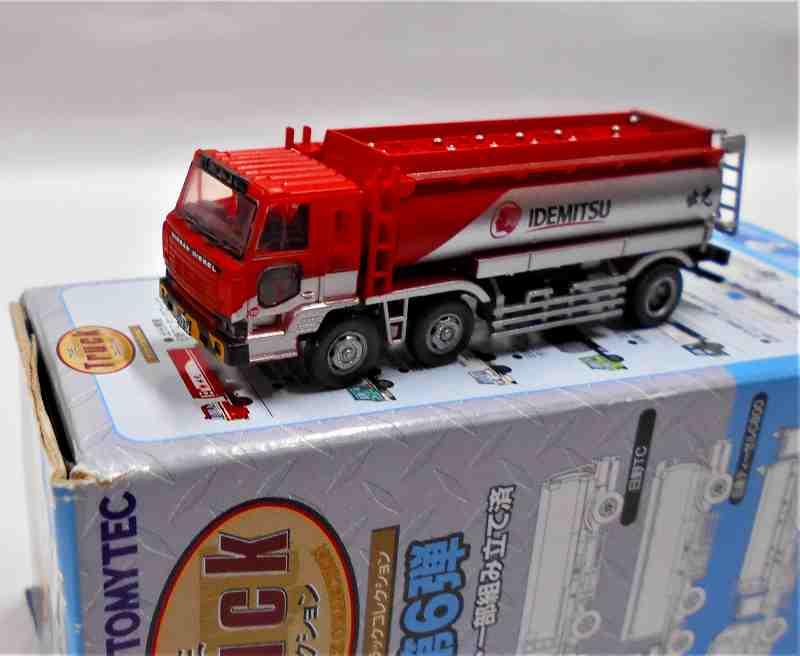 IDEMITSU 日産ディーゼル C800 タンクローリー トラックコレクション 第6弾
