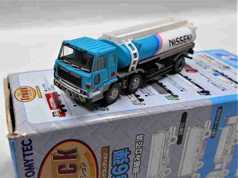 日本石油 日産ディーゼル C800 トラックコレクション第6弾
