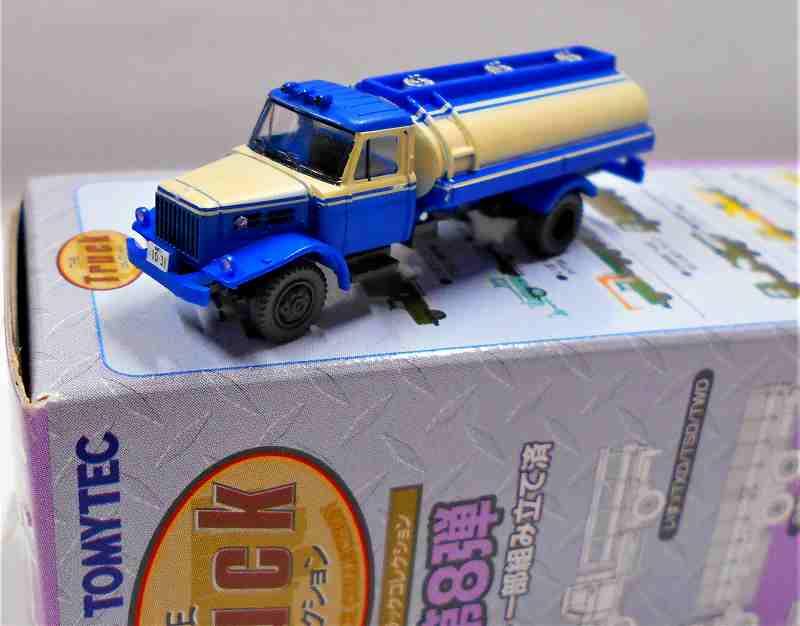 いすゞ TXD-A タンクローリー  トラックコレクション 第8弾