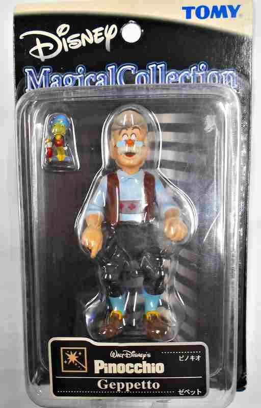 ゼペット(Geppetto) from「ピノキオ」