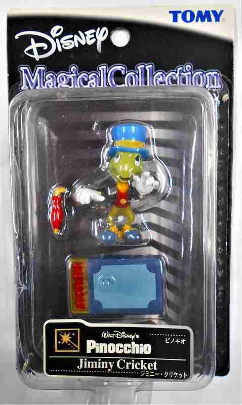 ジミニ―・クリケット ( Jiminy Cricket ) from「ピノキオ」