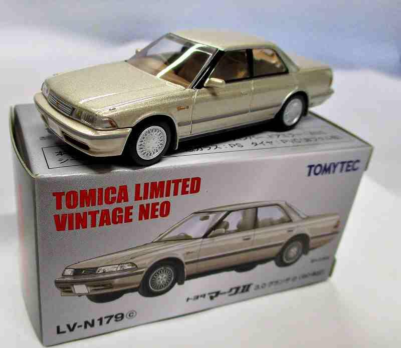 トヨタマークⅡ 3.0グランデG (90年) n179c