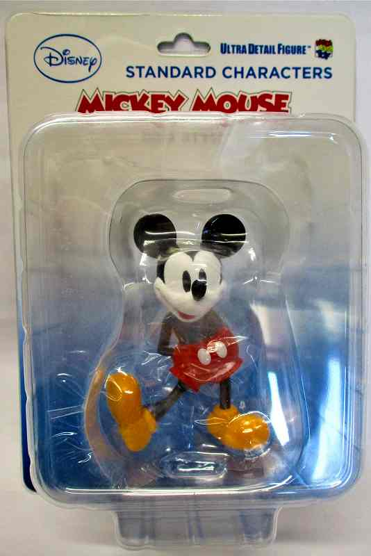 ミッキーマウス オールドスタイル ULTRA DETAIL FIGURE 214
