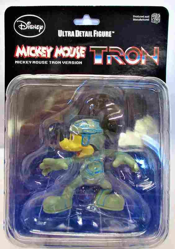 ミッキーマウス トロンVer  ULTRA DETAIL FIGURE 151