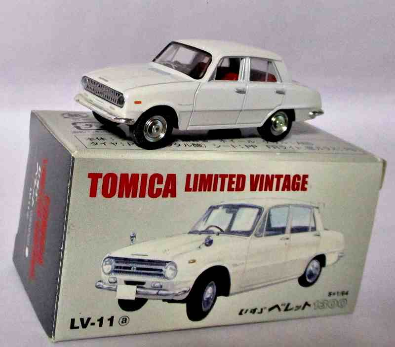 いすゞ ベレット 1300 Lv-11a