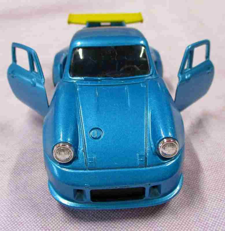 買取品! ポルシェ 911 カレラ RSR ターボ (1968年) 1/37 日本・シンセイ 箱無し