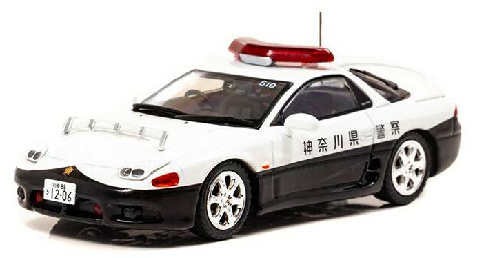 神奈川県警察 高速道路交通警察隊車両 三菱 GTO ツィンターボ MR 1997