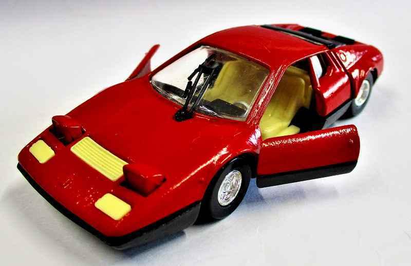 フェラーリ 365 GT / 4 BB 1/43 (株)サクラ