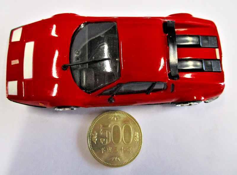フェラーリ BB 1/43 日本製