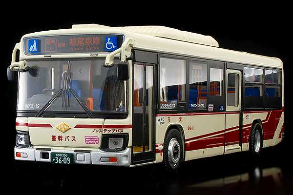いすゞエルガ 名古屋市交通局 基幹バス 1/64 Lv-N139i