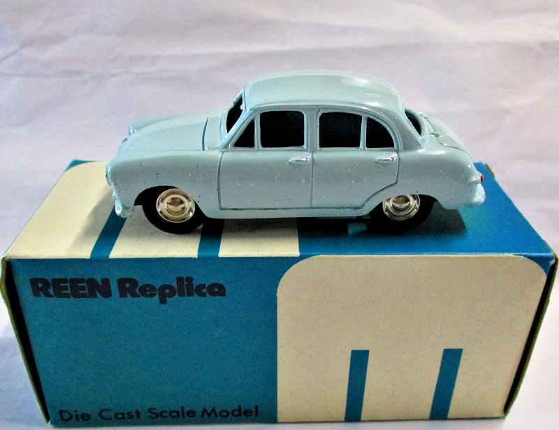 1957 コロナ ST-10 (薄青) REEN Replica(日本製)