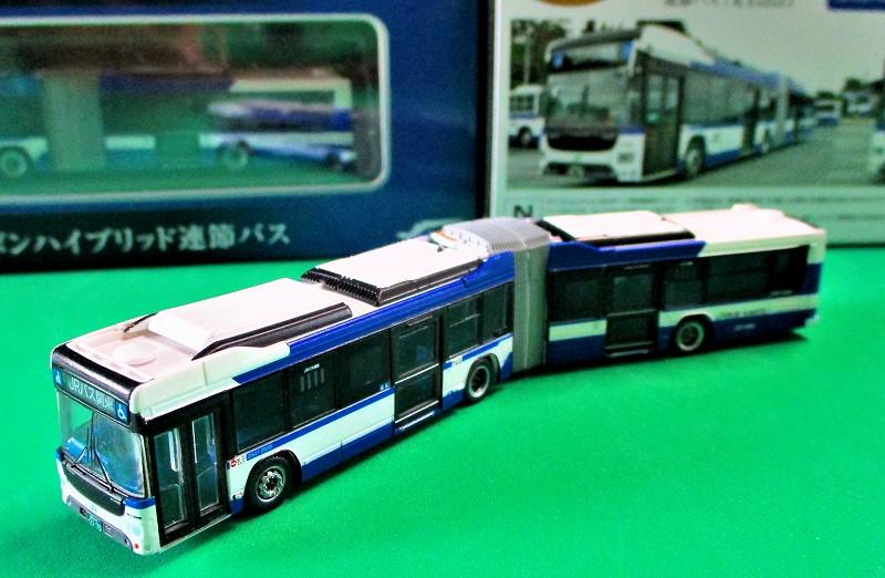 JR バス 関東 日野ブルーリボン ハイブリッド連接バス
