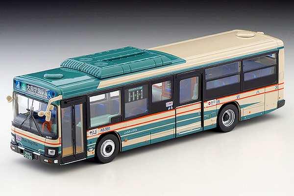 いすゞエルガ 西部バス N139J 2020年12月発売!