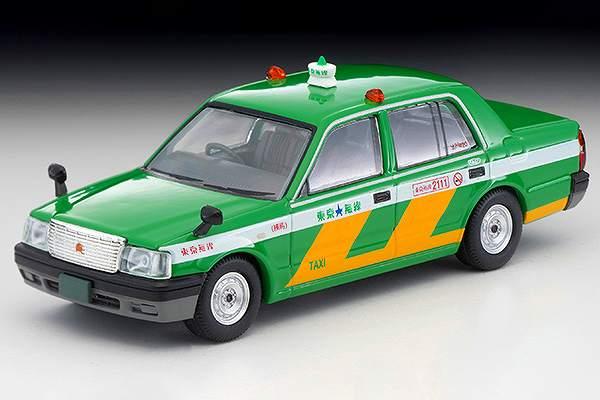 トヨタ クラウンコンフォート 東京無線タクシー (緑) N218a 2020年12月発売!