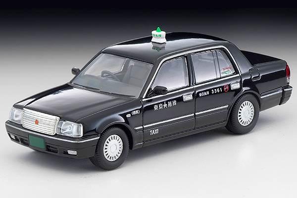 トヨタ クラウンセダン 東京無線タクシー (黒) N219a 2020年12月発売!