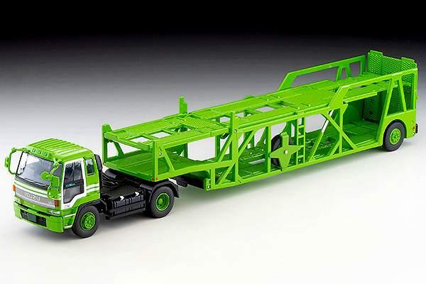 いすゞ 810EX カートランスポーター (緑) N225a  2021年1月発売