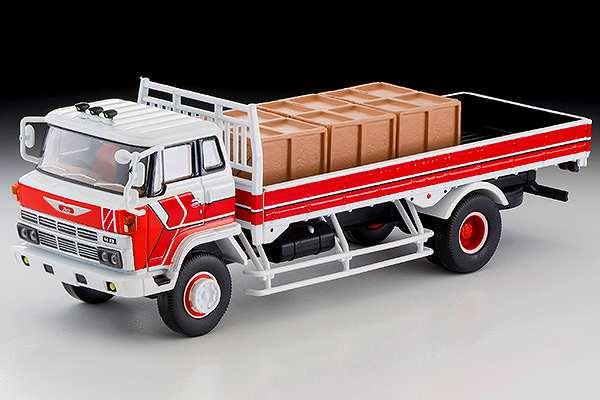 日野 KB324型 トラック (赤/白) N44d
