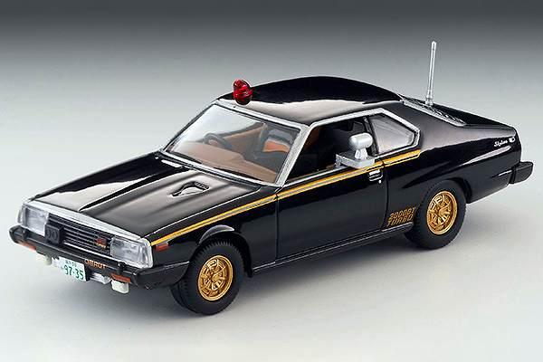 西部警察 Vol.23 マシンX 1/64 2020年12月発売