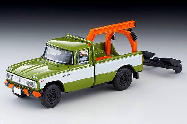 トヨタ スタウト レッカー車 (緑) Lv-188a 2021年1月発売