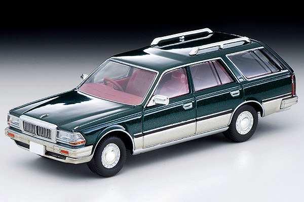 日産 セドリックワゴン SGL リミテッド (緑/銀) N209b 2021年2月発売