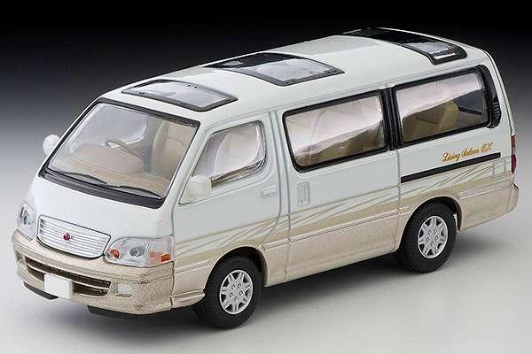 ハイエースワゴン リビングサルーン EX (白/ベージュ) N216a 2020年11月発売