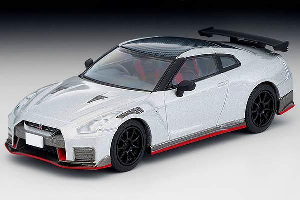 ニッサン GT-R ニスモ 2020 (銀) N217c 2021年2月発売