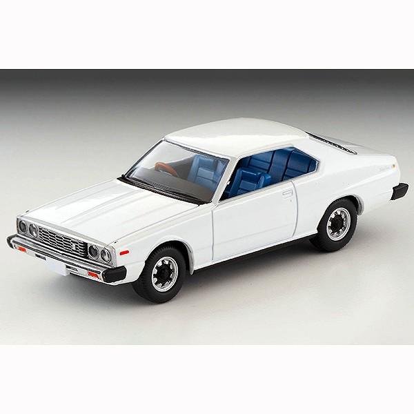 日産 スカイライン GT-EX (白) N222b 2021年1月発売