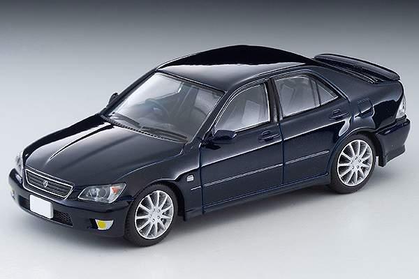 トヨタ アルテッツァ RS200 (紺) N227b 2021年2月発売