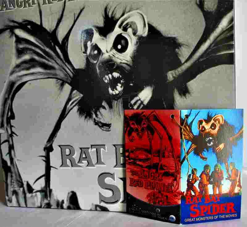ラットバットスパイダー RAT BAT SPIDER 巨大アメーバの惑星