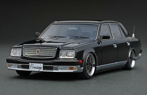 トヨタ センチュリー (GZG50) 黒 1/43 イグニッションモデル No-0697
