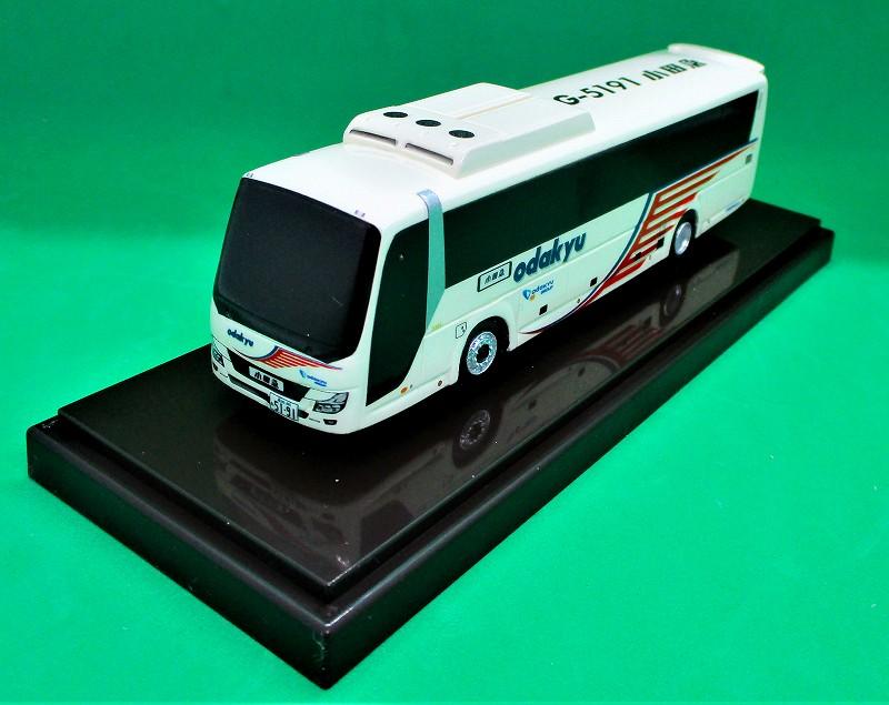 小田急箱根高速バス 三菱新型エアロエース アドウィング社(レジン製)