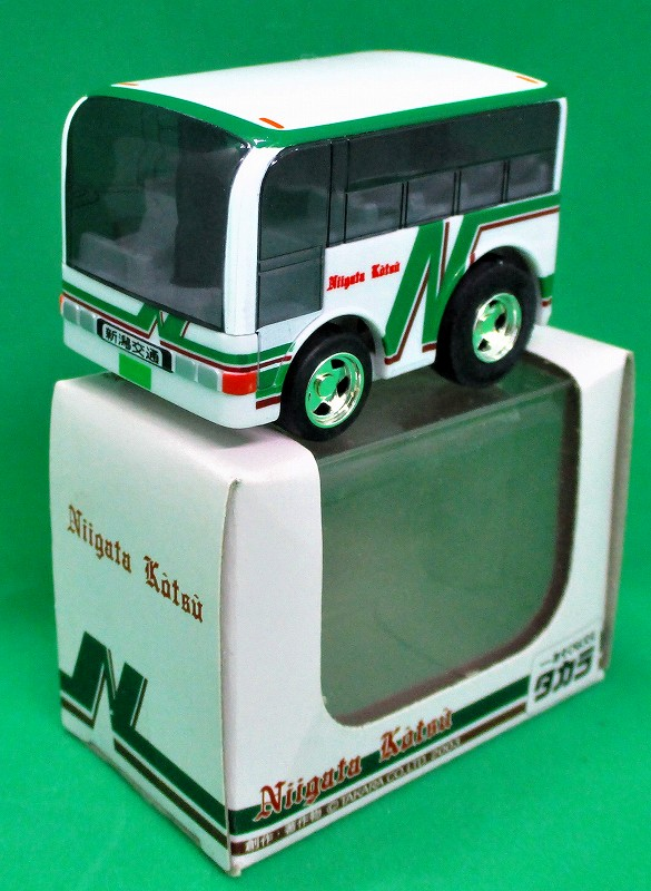 新潟交通観光バス チョロQ