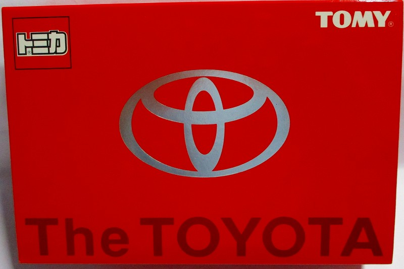 THE TOYOTA トミカセット