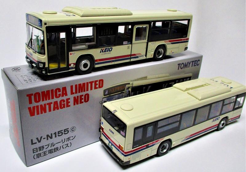 京王電鉄バス 日野ブルーリボン LV-N155C 1/64