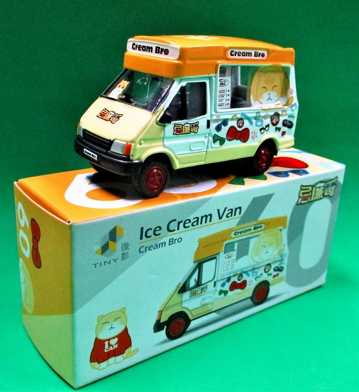アイスクリーム バン 「クリームブラザー」 TINY 64107