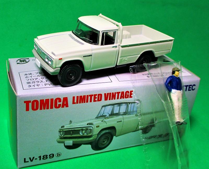 トヨタ スタウト (フィギュア付き) Lv-189b